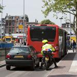 Nieuwe verkeerssituatie Stationsplein nog niet voor iedereen dui