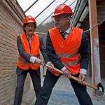 Start werkzaamheden Deliterrein in Haarlem noord