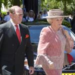 Koningin Beatrix verricht openingshandeling van gerenoveerde Pro
