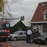 Kippen gered bij grote brand Oosteinderweg Aalsmeer
