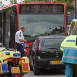Passagiers door bus geslingerd na noodstop Zuidtangent