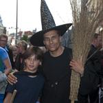Harry Potter première in Haarlem centrum (Robert Schoemacher en