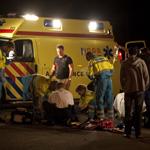 Man zwaar mishandeld op parkeerplaats Bloemendaal aan Zee