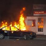 Brandweer Haarlem moet diverse voertuigenbranden blussen