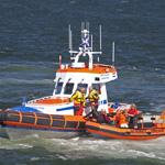 Grote reddingsdemonstratie voor Zandvoortse kust