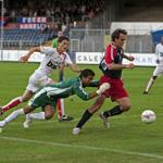 HFC Haarlem wint overtuigend met 4-0 van FC Emmen