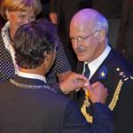 Koninklijke onderscheiding voor Bob Visser