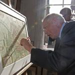 Monumentaal Haarlem 'op de kaart'  geopend door wethouder Chris