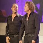 Veldhuis en Kemper 'We moeten praten' in uitverkocht Caprera Blo