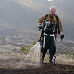 Zeer grote duinbrand in Bergen