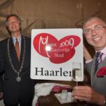 Gemeente Haarlem meest gastvrije stad van Nederland in 2009