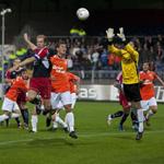 HFC Haarlem wint in de slotfase van FC Den Bosch