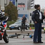 Fietser overleden na aanrijding met auto Van Heuven Goedhartlaan