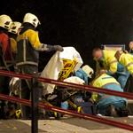 Vrouw ernstig gewond na ongeval met trein op station Santpoort N
