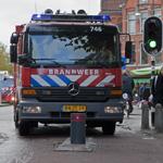 Brandweer moet 5 minuten wachten voor paaltje Grote Houtstraat