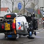 Agenten onderuit op Schipholweg / Hoofdvaart Lijnden