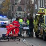 Fietser zwaargewond bij ongeval op Wagenweg in Haarlem