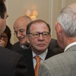 Ambtsbezoek commissaris Borghouts aan de gemeente Bloemendaal