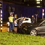 Persoon gewond bij ongeval Amerikaweg