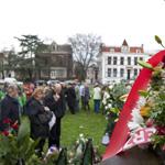 Stille tocht ter nagedachtenis aan Hannie Schaft