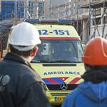 Bouwvakker gewond na val van 4,5 meter bij Raaks Parkeergarage