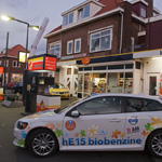 Biobenzine nu ook in Haarlem Noord te koop
