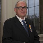 Uitreiking Koninklijke Onderscheiding aan mr.dr. R.A. Torrenga u