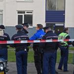 Vrouw in woning bedreigd Van Loghemstraat in Haarlem