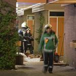 Woningen ontruimd bij brand in Molenwijk