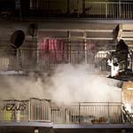 48 woningen ontruimd na uitslaande brand door gelhaard in IJmuiden