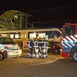 Fataal ongeluk station Hillegom