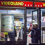 Videoland aan de Markenburg in Hoofddorp overvallen