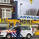 Overval op tankstation aan de Friese Varkenmarkt in Haarlem
