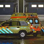 Man ernstig gewond door bedrijfsongeval in Boesingheliede