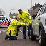 Kind ernstig gewond na aanrijding Eenhoornstraat IJmuiden