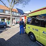Keukenbrand in woning aan de Fazantenlaan in IJmuiden