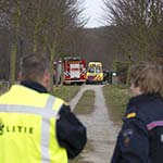 Treinverkeer Haarlem - Leiden stil na incident bij Heemstede