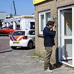 Hennepkwekerij in de Amperestraat in IJmuiden aangetroffen