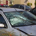 Jongetje gewond na kop-staart aanrijding in Velserbroek
