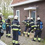 Man dood in woning aangetroffen na brandmelding in Badhoevedorp