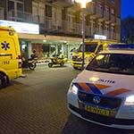 Traumahelikopter naar IJmuiden voor medische assistentie