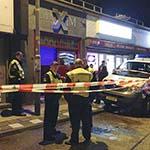 Politieonderzoek bij club Maxim aan de Tempeliersstraat in Haarlem