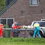 Kleuter (4) ernstig gewond na val van fietsje in Nieuw-Vennep
