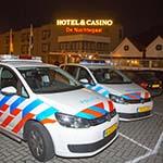 Overval Hotel en Casino De Nachtegaal in Lisse