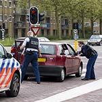 Politieactie in de Europawijk in Haarlem
