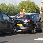 Twee gewonden bij kettingbotsing op de A200 met vijf auto's