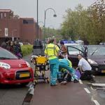 Meisje aangereden door scooter op de Havenstraat in Heemstede