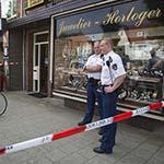 Overval op juwelier Jan van Goyenstraat Heemstede