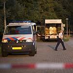 Vrachtwagenchauffeur licht gewond bij overval