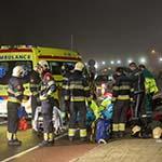 Scooterrijder ernstig gewond na botsing op verkeerspaal in Badhoevedorp